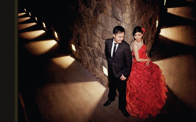 Pre Wedding & Wedding Alvin and Novita back at 2014 by Luciole Photography - 009
