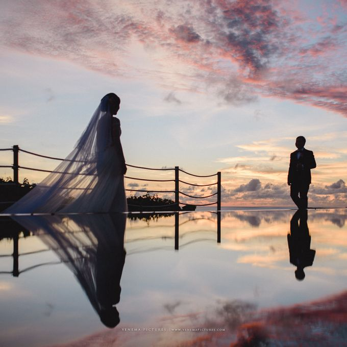 Andre & Cicilia Wedding Day by Venema Pictures - 020