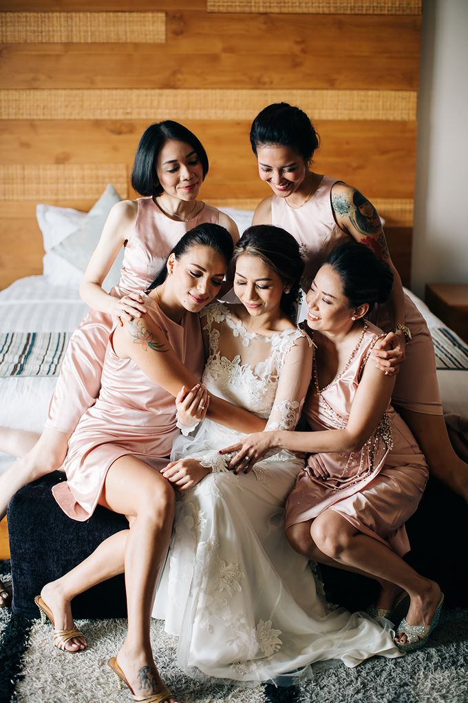 Yulia and Moses Wedding at Phalosa by One Fine Day Weddings - 014