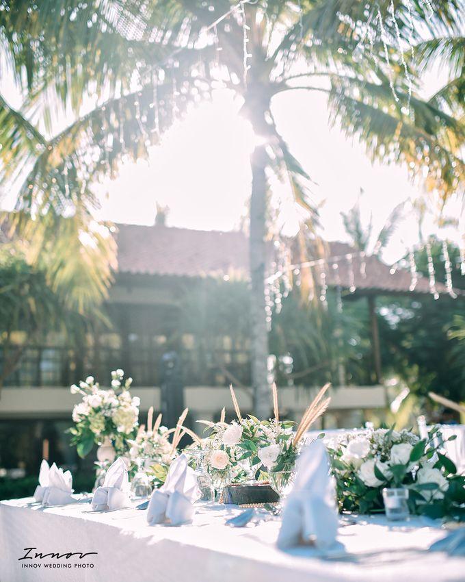 THE WEDDING Of  Mr KARLPEMER & Ms Susiani Retno by APLUS DECORATION & WEDDING PLANNER - 012