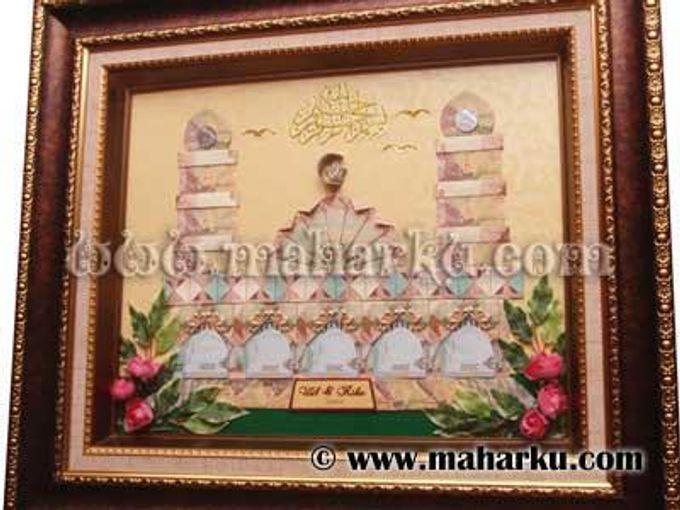 Mahar Uang bentuk Masjid by maharKu - 001