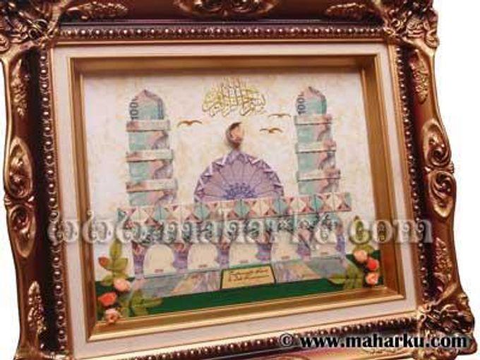 Mahar Uang bentuk Masjid by maharKu - 002