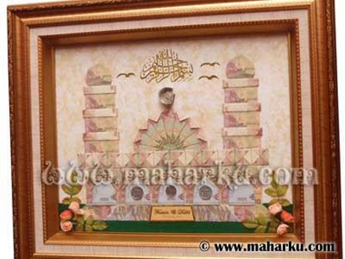 Mahar Uang bentuk Masjid by maharKu - 005