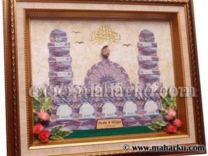 Mahar Uang bentuk Masjid by maharKu - 006