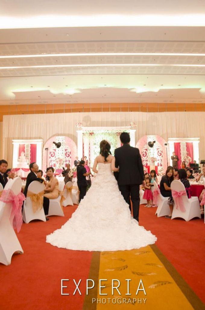 Benny & Sylvia Wedding by Experia Photography - 013