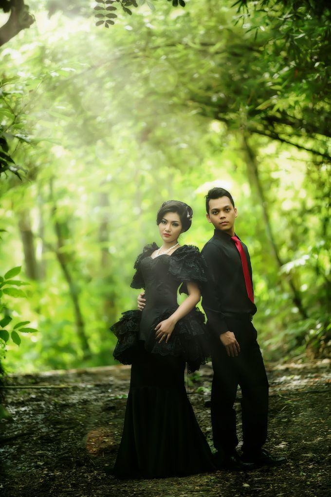 Denna & Gery by 3X Photographer - 032