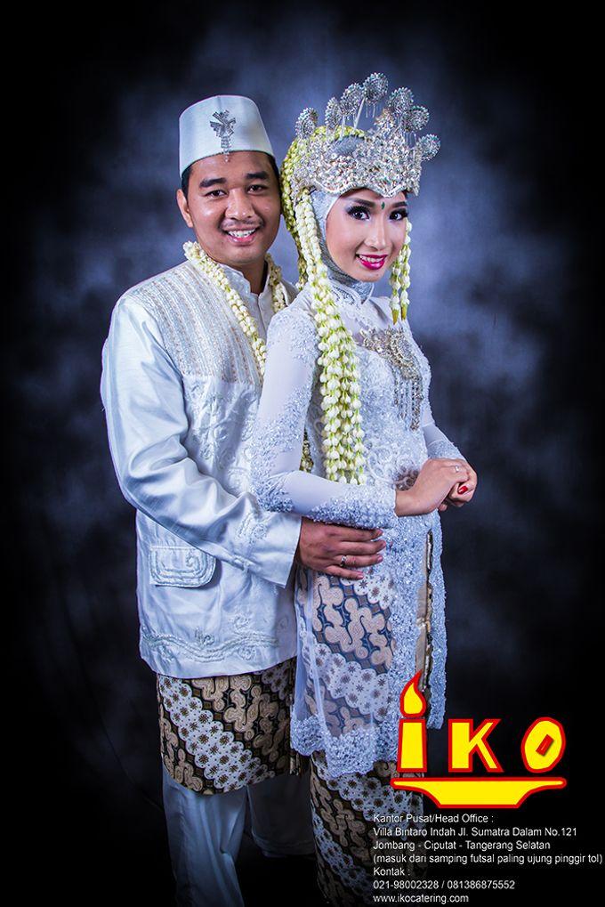 Rias & Busana Pengantin by IKO Catering Service dan Paket Pernikahan - 020