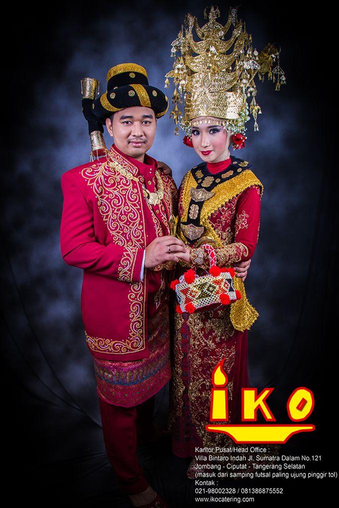 Rias & Busana Pengantin by IKO Catering Service dan Paket Pernikahan - 021