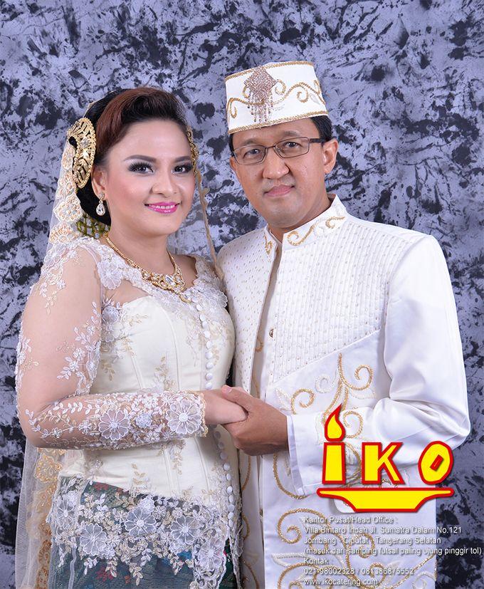 Rias & Busana Pengantin by IKO Catering Service dan Paket Pernikahan - 022