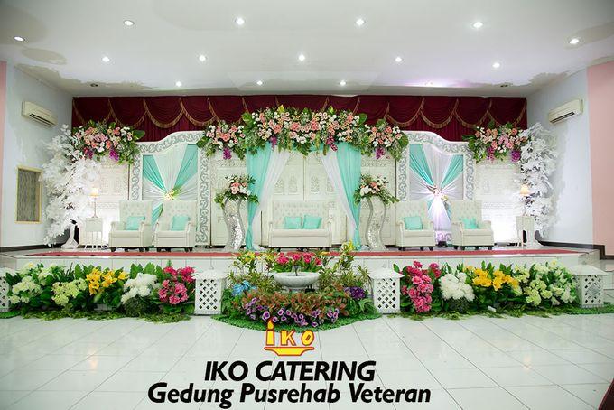 Dekorasi Pelaminan by IKO Catering Service dan Paket Pernikahan - 013