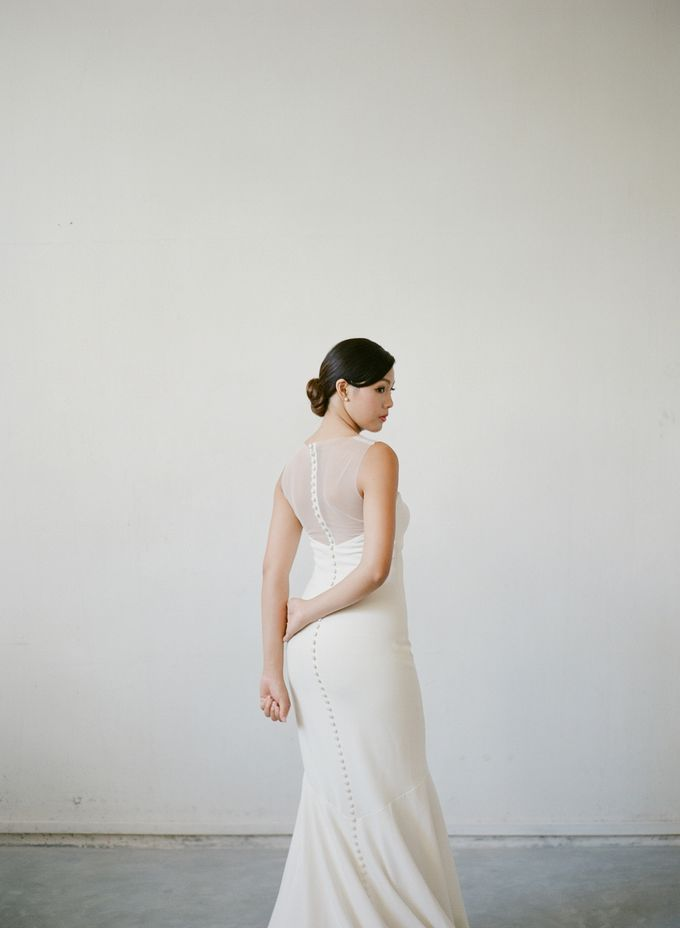 Asian Minimalist Editorial by The Prelude Bridal - 001