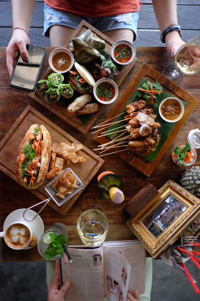 South East Asian Canapes Menu by Eat Company - 008