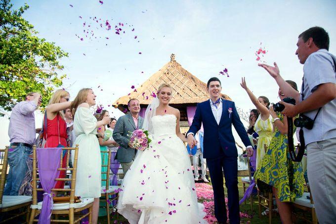 Purple wedding by Bali Angels - 016