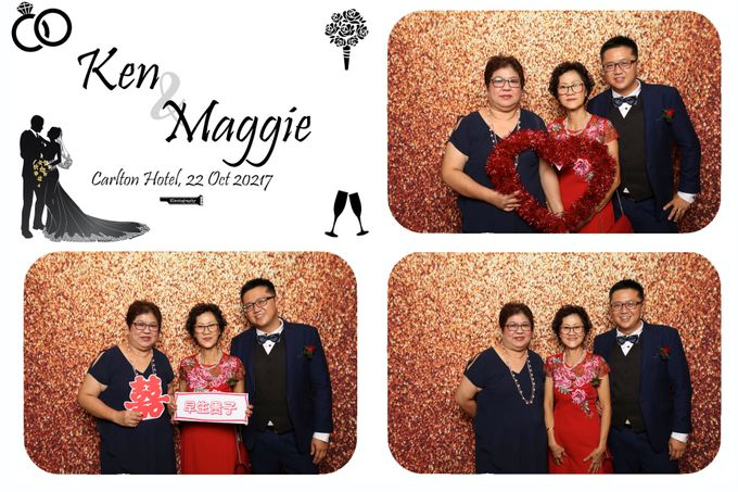 Ken and Maggie by Carlton Hotel Singapore - 021