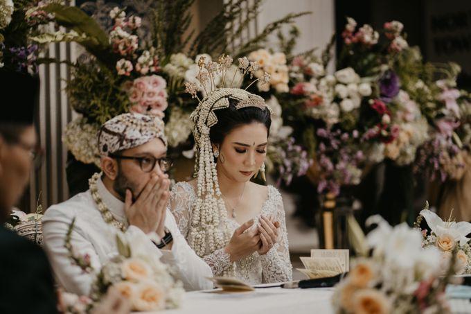 Denita & Fahmi Wedding by AKSA Creative - 021