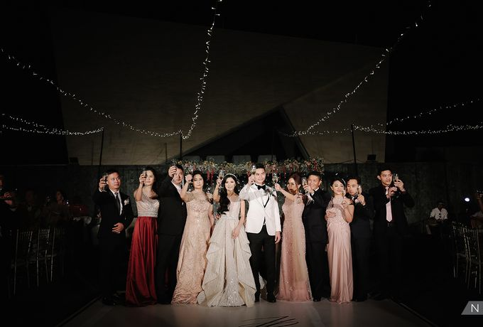 Jason & Brigitta Wedding by Majestic Events - 023