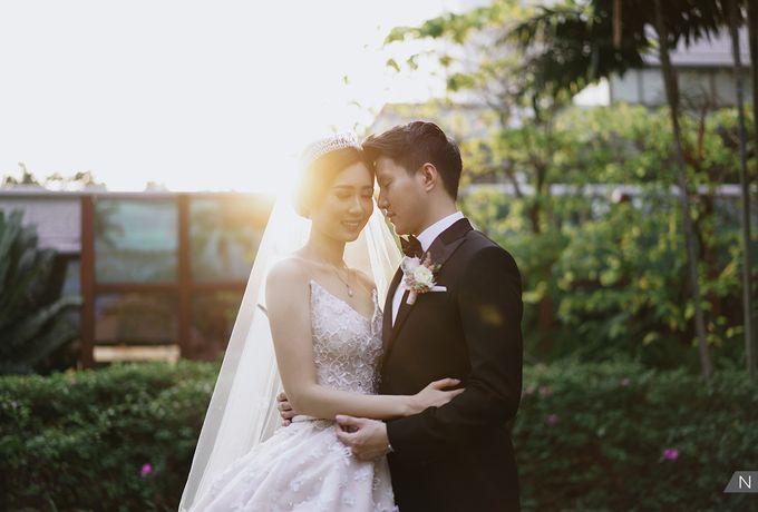 Felix & Hanna Wedding by Shangri-La Hotel - 021