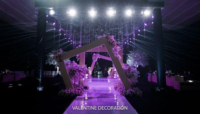 Jason & Devina Wedding Decoration by Valentine Wedding Decoration - 019