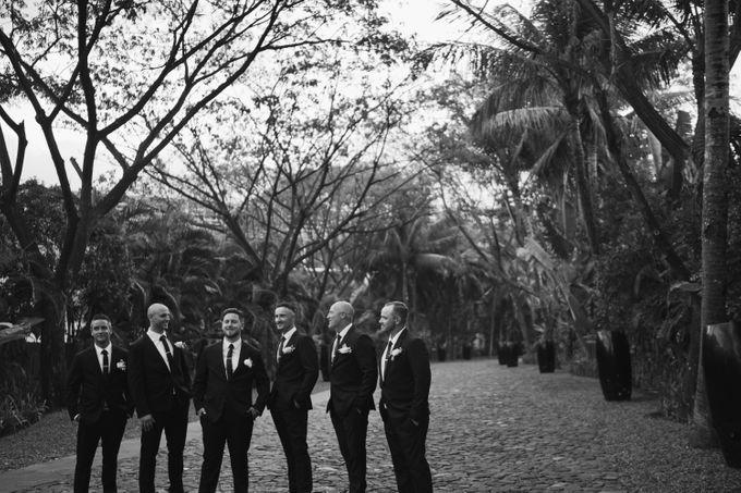 Mindy & Cameron Wedding at W Hotel Bali by AKSA Creative - 021
