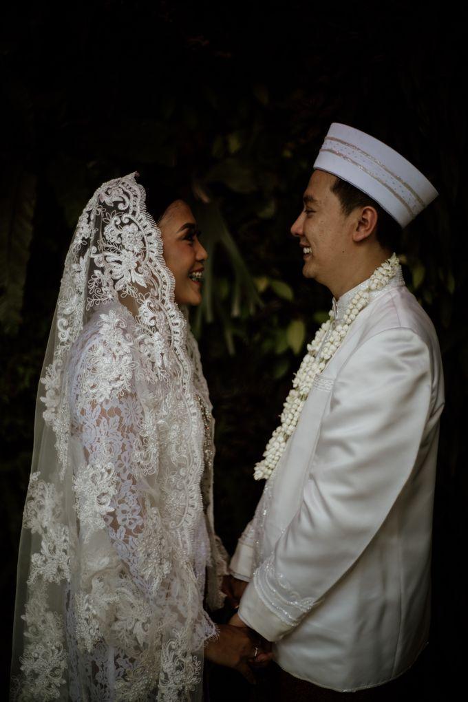 Resa & Bunga Wedding by AKSA Creative - 017