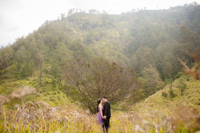 PRE - WEDDING SAMUEL & MERISA BY HENOKH WIRANEGARA by All Seasons Photo - 017