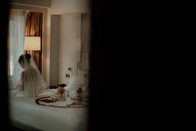 Leonard & Shieng Wedding by Casablanca Design - 021