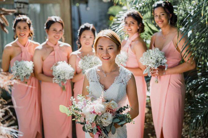 Oshiel & Patrick Wedding Preparation by White Roses Planner - 022