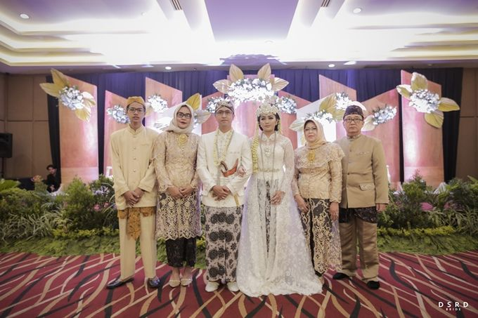 The Wedding Of Novi & Sandy by Pandjava Culinary Service - 020