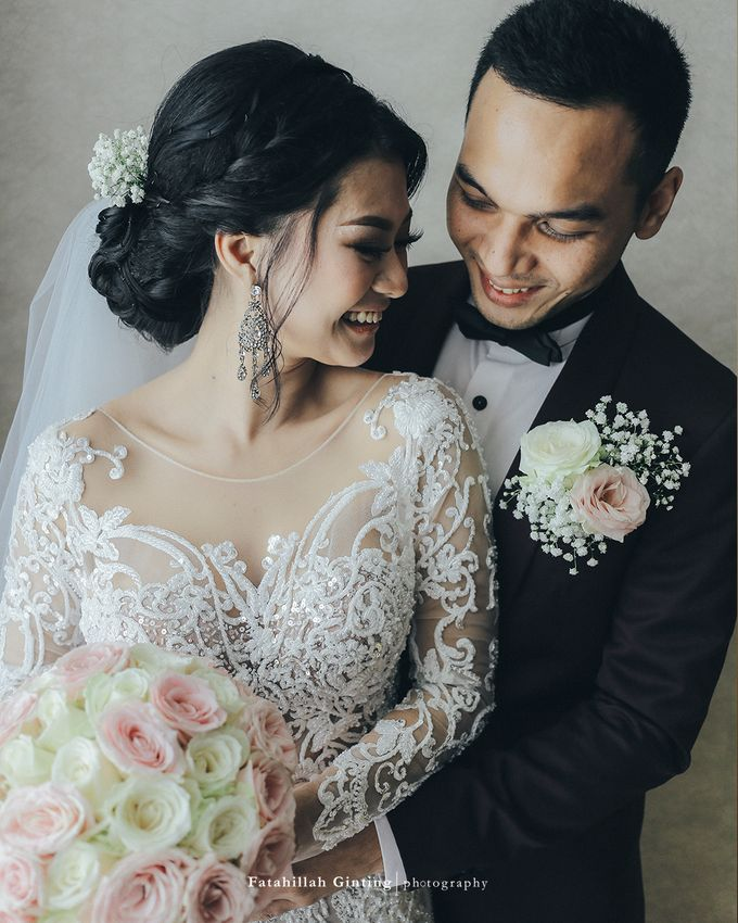 The Wedding - Ica & Toha by JW MARRIOTT HOTEL MEDAN - 003