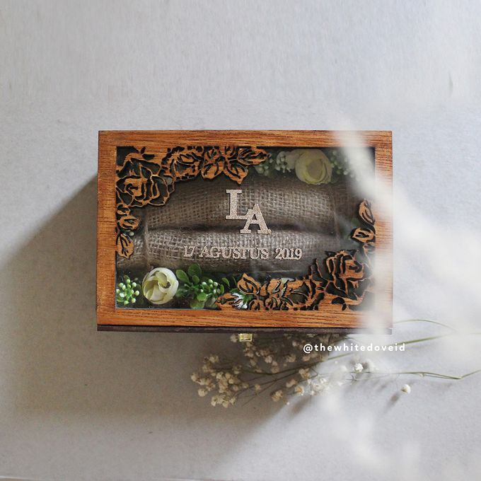 Wedding Box by The White Dove - 002