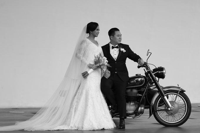 THE WEDDING OF ARIFIN & ANGEL by The Wedding Boutique - 016