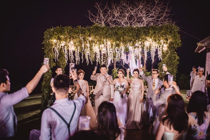 In Honor of Lucky & Mariska by Bali Becik Wedding - 022