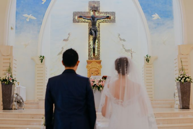 Wedding Hosana & Vina by Ananda Yoga Organizer - 019