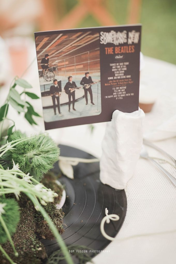 The Beatles Wedding by Top Fusion Wedding - 020
