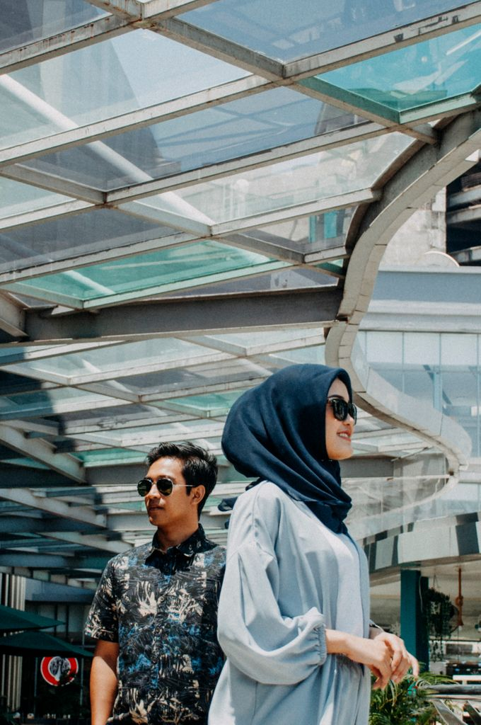 PREWEDDING NOVIE & KHAKIM by Fitara photography - 020