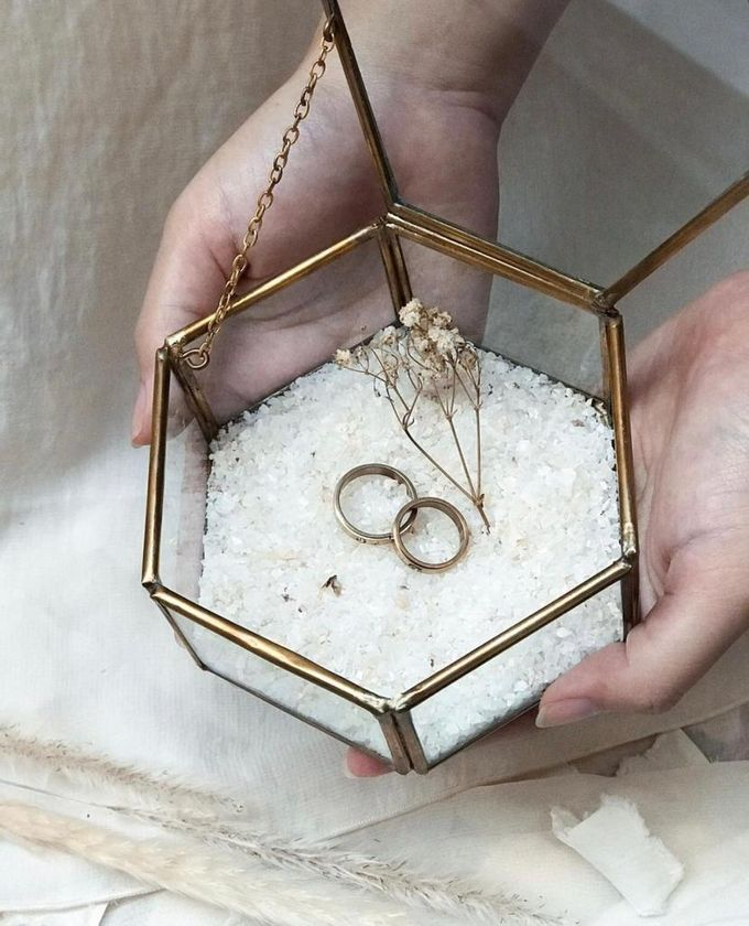 Ring Box by Rose For You - 020