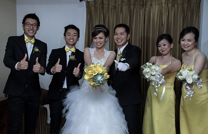 Wedding story of Richard & Cecilia by Video Art - 022