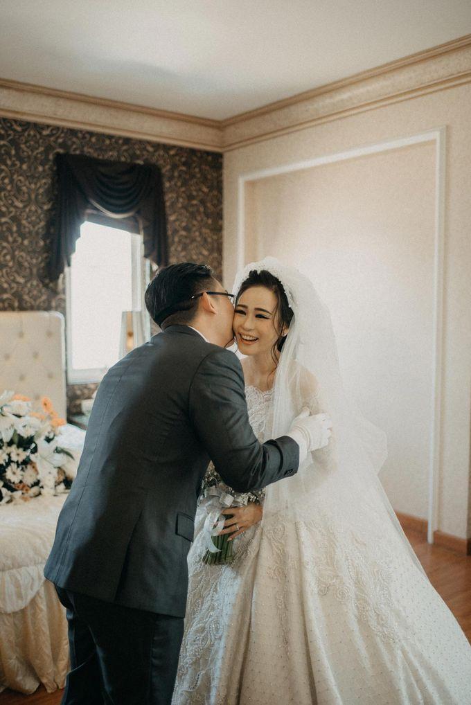 HENDRA & JENNY WEDDING by DHIKA by MA Fotografia - 021