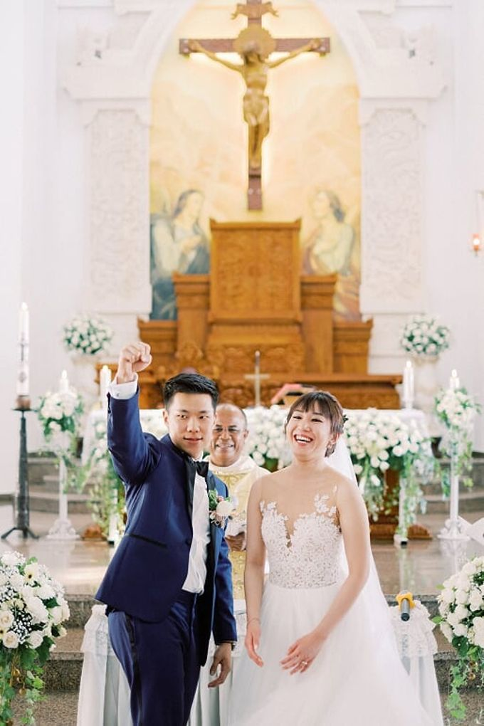 Wedding of Brian & Michelle by Nika di Bali - 021