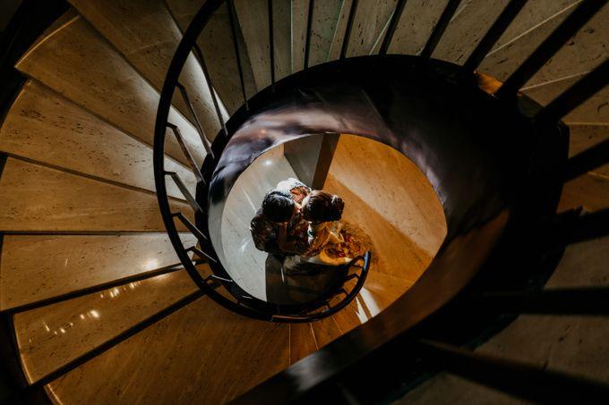 The Wedding of Leon & Audrey by Hotel Indonesia Kempinski Jakarta - 020