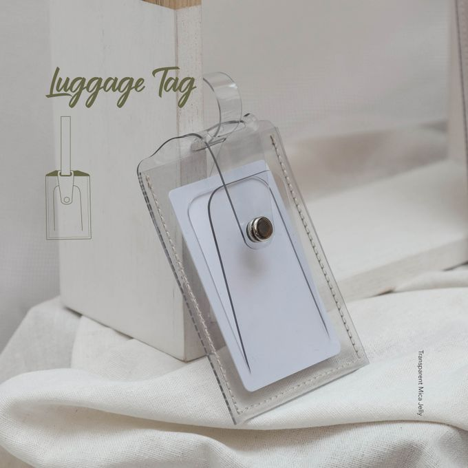 Luggage Tag by McBlush Merchandise Service by Mcblush Merchandising Service - 005