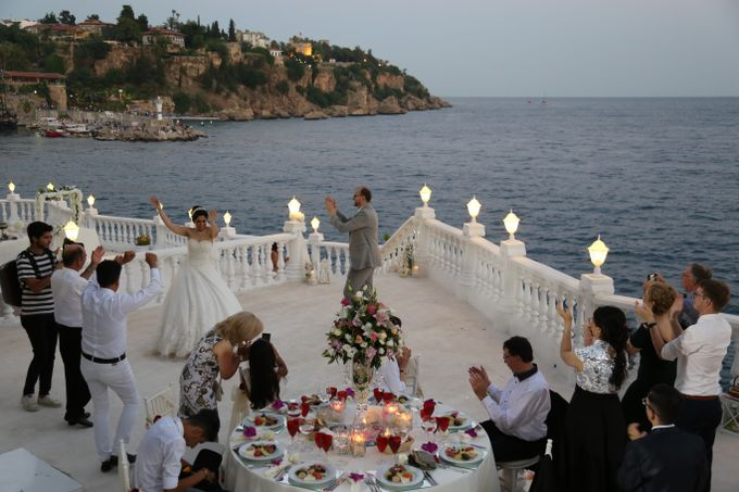 Persian wedding of Bahar & Andreas by Wedding City Antalya - 020