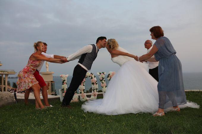 German Wedding in Antalya - Davut & Katya - by Wedding City Antalya - 021