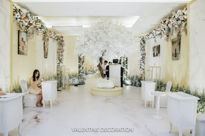 Ary & Dita  Wedding Decoration by MY MUSE BY YOFI - 021