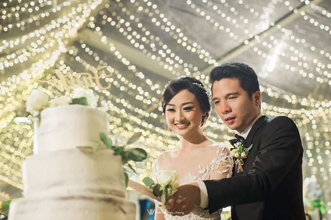 The Wedding of Gerry & Devina by The Wagyu Story - 021