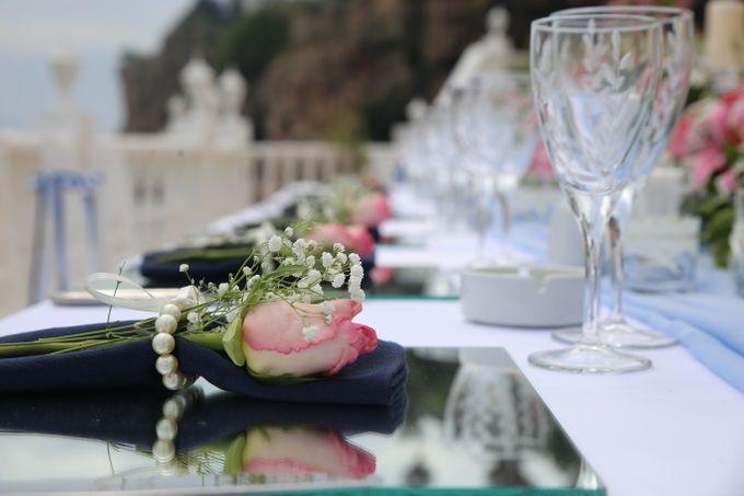 Mica & Ross British wedding by Wedding City Antalya - 021