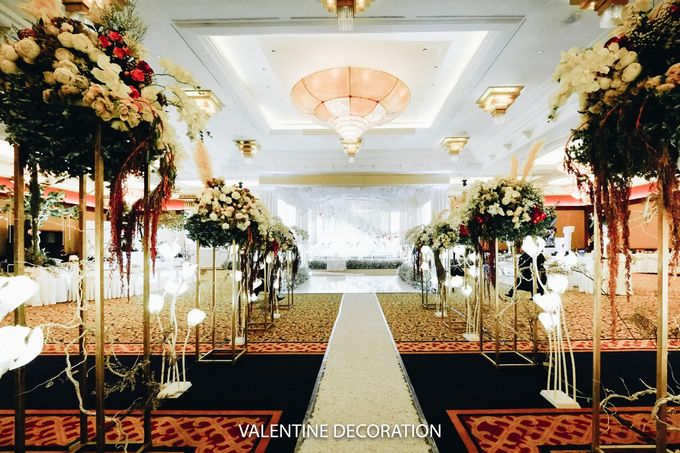 Glenn & Jesslyn Wedding Decoration by Valentine Wedding Decoration - 021