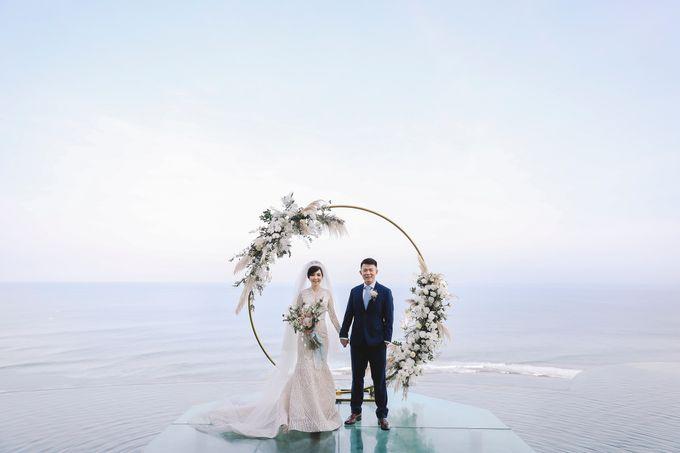 The Wedding of Johnsen & Fortunata by BDD Weddings Indonesia - 021