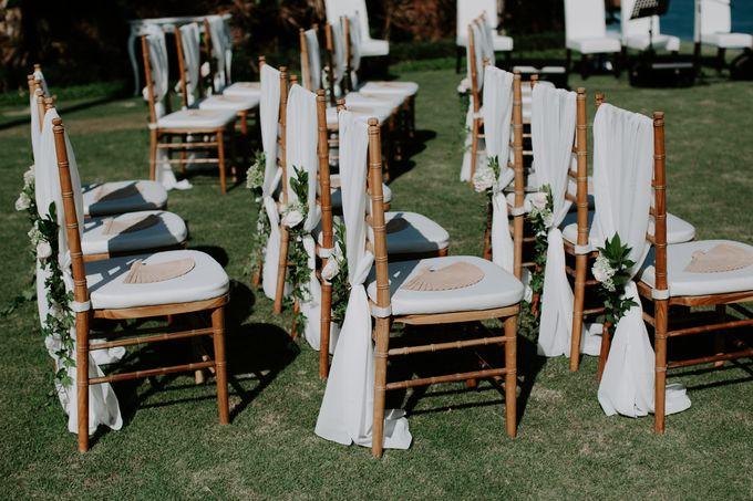 The Wedding of Ryoichi & Stephanie by BDD Weddings Indonesia - 016