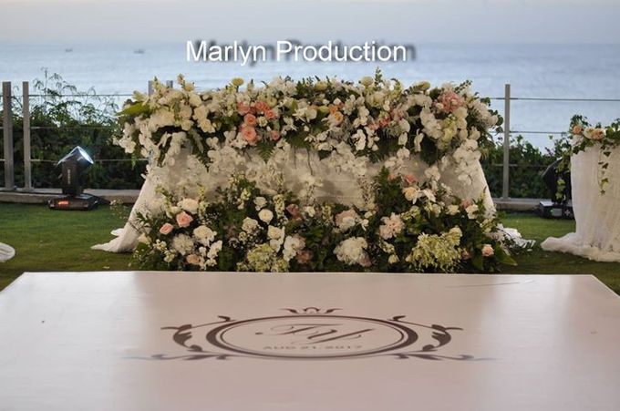 Ayana Villa Wedding by Marlyn Production - 001